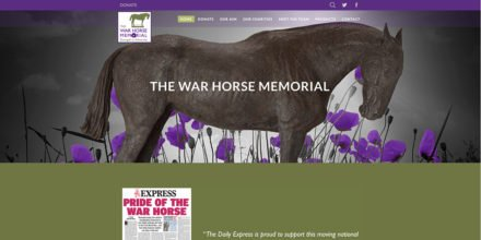 War Horse website