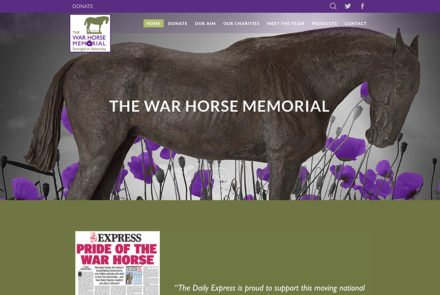 War Horse website